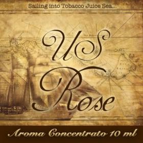 BlendFeel US Rose - Aroma 10ml