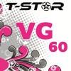 T-Star VG 60 Glicerina da 60ml