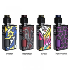 Wismec Luxotic Surface 80W kit Basketball