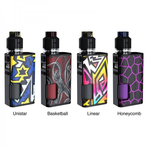 Wismec Luxotic Surface 80W kit Honeycomb