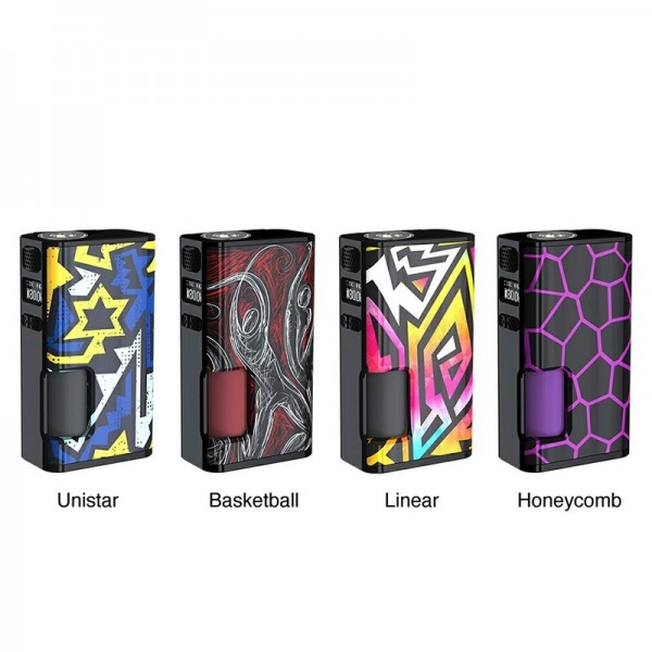 Wismec Luxotic Surface Box 80W Basketball