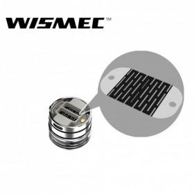 Wismec Mesh Heater di ricambio per Atomizzatore Kestrel RDTA
