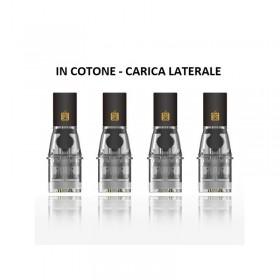 Sikary SPOD 4 Cartucce Pod Cotone Carica laterale