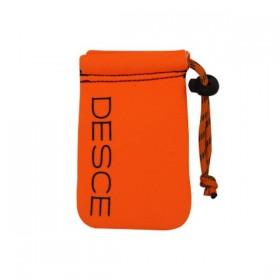 Desce Neo Sleeve Mini Florescent Orange/ Black Neo
