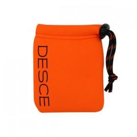 Desce Neo Sleeve Regular Florescent Orange/ Black Neo