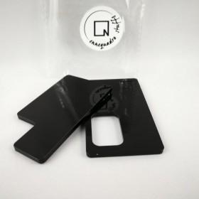 Ennequadro Mods Frame Black Doors