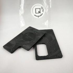 Ennequadro Mods Frame Pro Black Engraved Doors #01