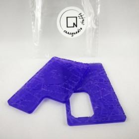 Ennequadro Mods Frame Pro Purple Engraved Doors