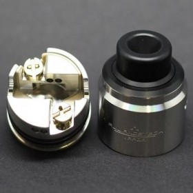 AllianceTech Vapor The Flave EVO 22mm Silver