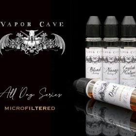 Vapor Cave All Day Series English Mixture Rolling - Concentrato 20ml