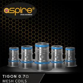 Aspire Tigon Coil 0,7 ohm Mesh