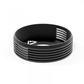 Kaser Mods Winger Beauty Ring Black