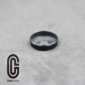 CoreDesign Black Derlin Beauty Ring