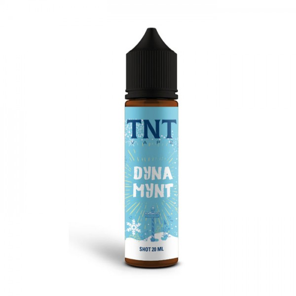 TNT Vape Dyna Mint - Concentrato 20ml