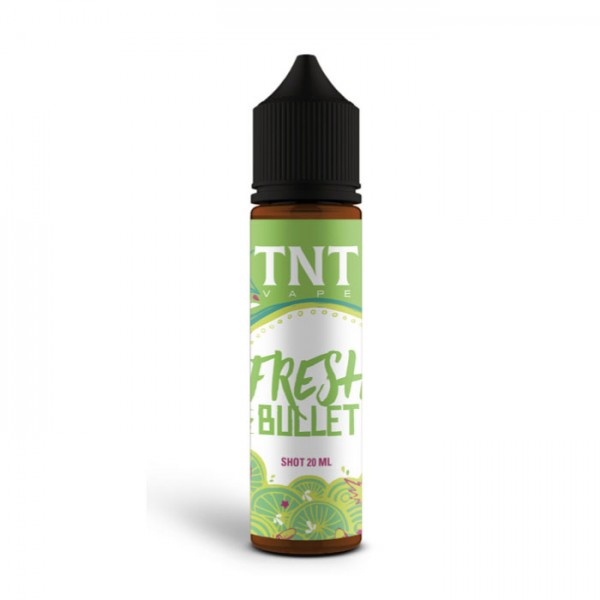 TNT Vape Fresh Bullet - Concentrato 20ml