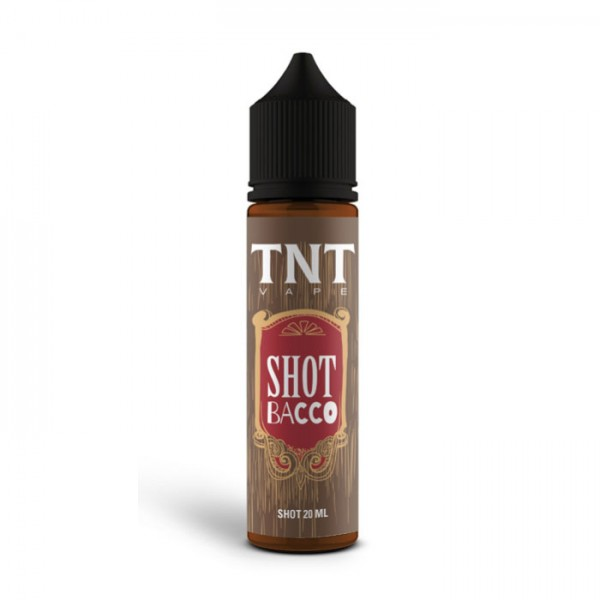 TNT Vape Shot Bacco - Concentrato 20ml