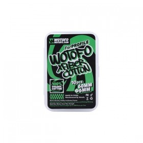 Cotone Xfiber 6mm per Profile Wotofo