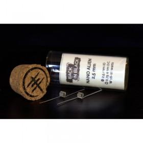 Breakill\'s Alien Lab Coil Azhad Back in Black 2,5 mm