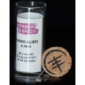 Breakill\'s Alien Lab Coil Azhad Hyperion / Bacco & Tabacco 2 mm