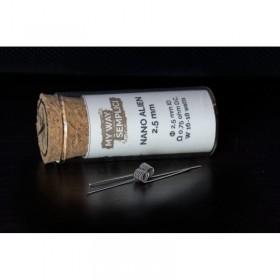Breakill\'s Alien Lab Coil Azhad My Way / Semplici 2,5 mm