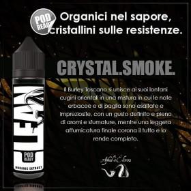 Azhad\'s Clean Crystal Smoke - Concentrato 20ml