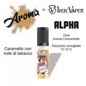 Iron Vaper Alpha - Aroma 15ml
