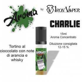 Iron Vaper Charlie - Aroma 15ml