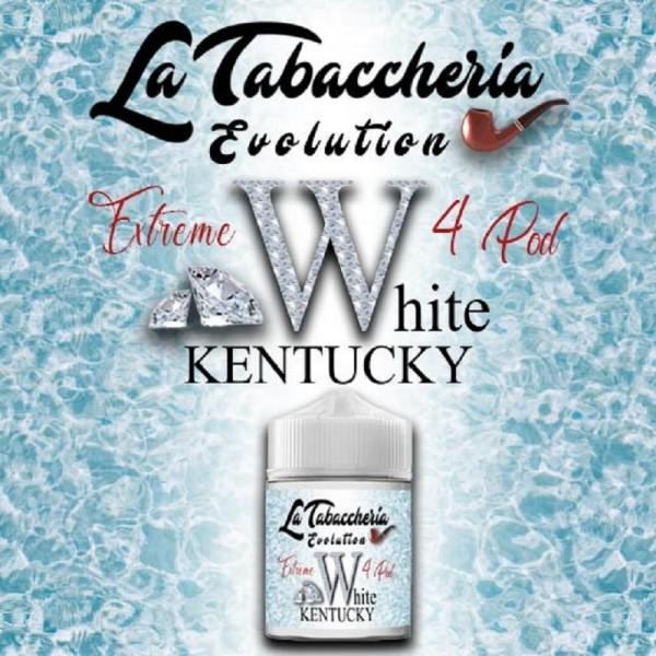 La Tabaccheria Extreme 4 Pod White Kentucky - Concentrato 20ml
