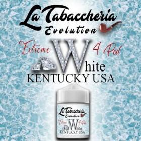 La Tabaccheria Extreme 4 Pod White Kentucky USA - Concentrato 20ml
