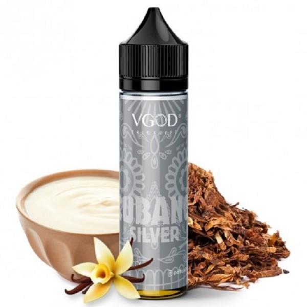 VGOD Cubano Silver - Concentrato 20ml