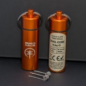 Breakill\'s Alien Lab FLAVOUR CHASING DC0.14 Dual Core 0,14 ohm