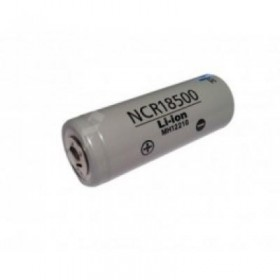 BATTERIA PANASONIC  NCR18500 BUTTON TOP 2000mAh 3,7V 2C