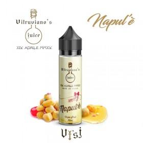 Vitruviano`s Juice Napul\'è - Concentrato 20ml