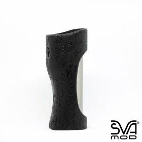 SVA Portofino Black Delrin Engraved