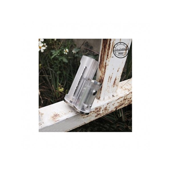 Ambition Mods & SunBox Easy Side Box Mod 60W Clear Frosted