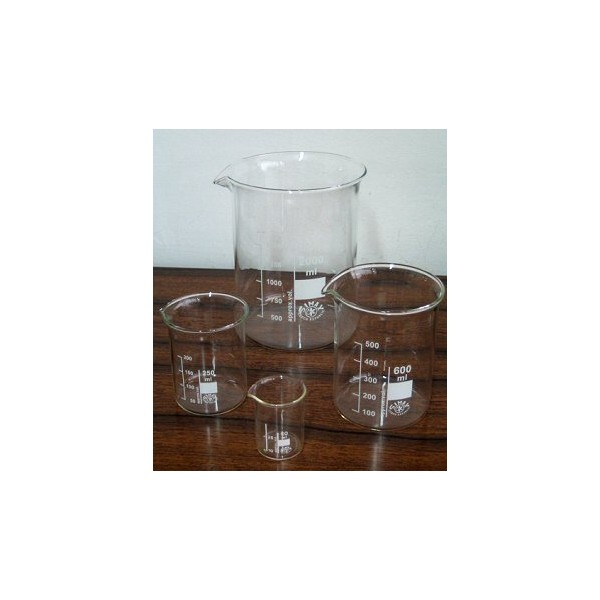 BEAKER IN VETRO 100ML