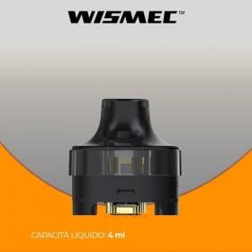 Wismec R80 Pod di ricambio 4 ml