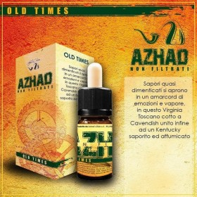 Azhad\'s Elixirs Non Filtrati  Old Times - Aroma 10ml