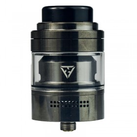 Vaperz Cloud Trilogy 30mm Gun Metal