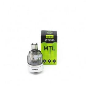 VZone Preco 2 MTL Atomizzatore Monouso 1pz Ash