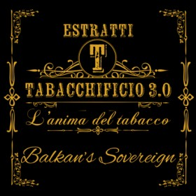 Tabacchificio 3.0 Blend Balkan\'s Sovereign - Aroma 20ml