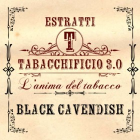 Tabacchificio 3.0 Tabacchi in Purezza Black Cavendish - Aroma 20ml