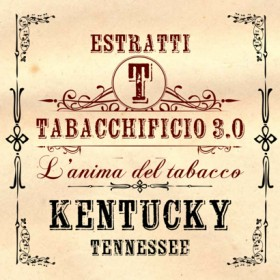 Tabacchificio 3.0 Tabacchi in Purezza Kentucky Tennessee - Aroma 20ml