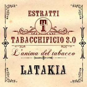 Tabacchificio 3.0 Tabacchi in Purezza Latakia - Aroma 20ml
