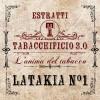 Tabacchificio 3.0 Tabacchi in Purezza Latakia N°1 - Aroma 20ml