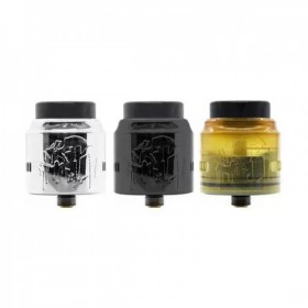 Suicide Mods by Vaperz Cloud Nightmare RDA 28mm Black