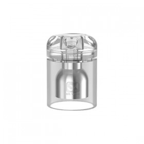 BD Vape Precisio MTL Top Cap Tank 2,7 ml Crystal