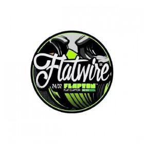 Flatwire Flapton Ni90 24/32 AWG