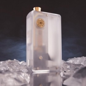 Dot Mod dotAIO 18650 Box All in One Frosted Clear Limited Edition