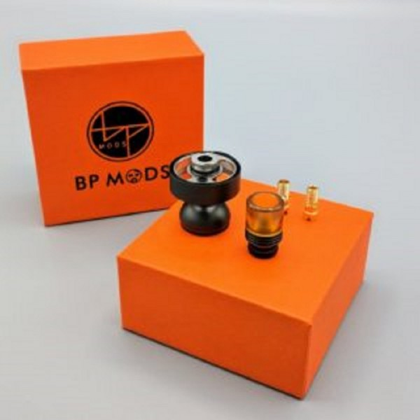 BP Mods Adattatore DL Pioneer Black DLC